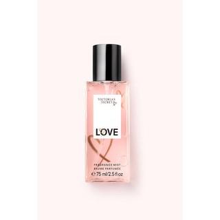 Nước hoa toàn thân (Mist) 75mL Love EDP - Victoria s Secret USA chính hãng - Nước hoa toàn thân (Mist) 75mL Love EDP thumbnail