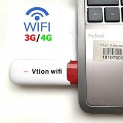Cục Phát Sóng Wifi 3G 4G Vtion - Thiết Bị Wifi Cực Mạnh- siêu dcom