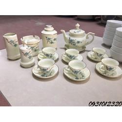 bộ cốc uống trà đẹp