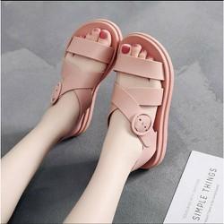 HỖ TRỢ PHÍ SHIP-giày cao gót nữ- sandal nữ 9 phân cực xinh