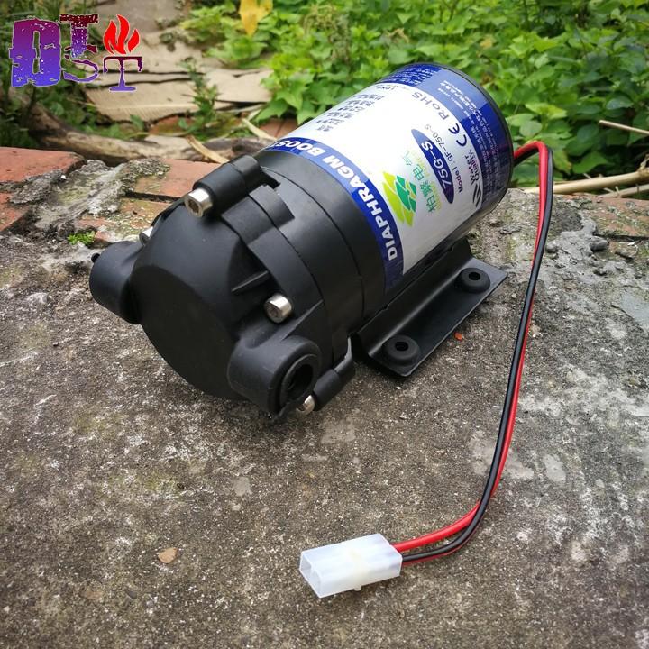 Bơm nước tăng áp 50G 24V