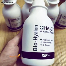 Dưỡng serum HA Plus Bio-Hyalon 500ml siêu căng bóng - HA 500ml - DS0559