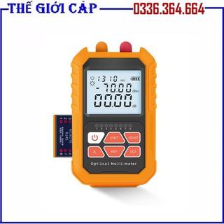 Thiết bị đo công suất cáp quang đa năng - Bút soi thông cáp quang 15KM sử dụng pin sạc kết nối PC - Normal 15 thumbnail