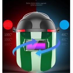 Mặt nạ hàn điện tử - Kính hàn điện tử - Kính hàn tự động - Mũ hàn điện tử - Mũ hàn tự động