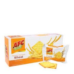 Bánh mặn dinh dưỡng AFC vị Lúa Mì hộp 100g
