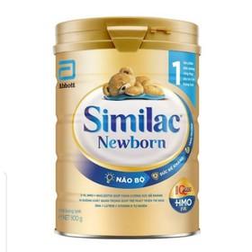 Sữa Bột Similac Newborn IQ 1 HMO _900g - Similac Newborn 1_900g