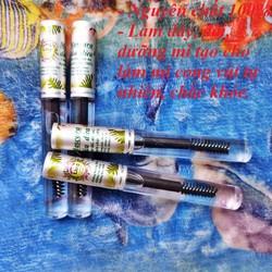Mascara Dầu Dừa 10ml Dưỡng Mi, làm dài, dày mi Ling 10ml có giấy VSATTP và giấy phép ĐKKD