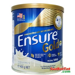 SỮA BỘT ENSURE GOLD 400G
