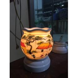 Đèn xông tinh dầu - đèn xông tinh dầu