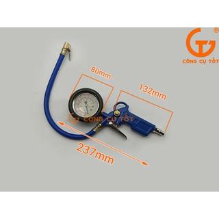 Đồng hồ đo áp suất lốp xe [ĐƯỢC KIỂM HÀNG] - 28468122 thumbnail