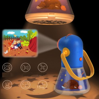 Đồ chơi trẻ em - Máy chiếu phim kể chuyện cho bé thumbnail