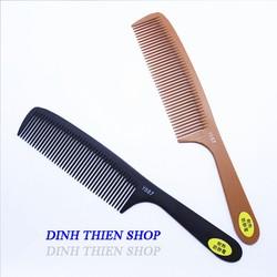 Lược cắt tóc nam bản to