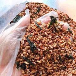 FREESHIP- 1kg gạo lứt sấy rong biển giòn tan giành cho người ăn kiêng và giảm cân