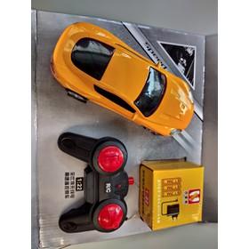 Xe ô tô đua điều khiển kèm pin sạc - Ô tô điều khiển bin sạc