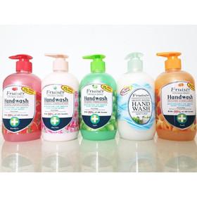 Nước rửa tay Fruiser 500ml bảo vệ da tay khỏi vi khuẩn - Nước rửa tay Fruiser 500ml