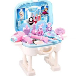 Vali Bộ Trang Điểm Elsa Frozen Cho Bé Gái Đồ Chơi