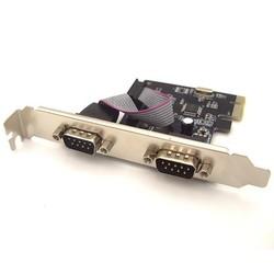 Card PCI Ex To Com RS232