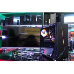TRỌN BỘ MÁY CHIẾN GAME - MÀN HÌNH 24IN CONG - CPU I5 4570 - VGA RX470 4GB - RAM 8GB - SSD 240GB