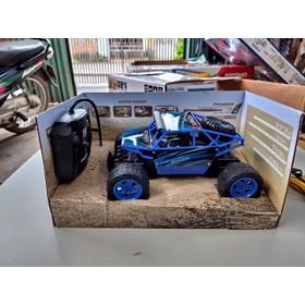 Xe ô tô điều khiển từ xa tốc độ cao kèm Pin sạc - Xe ô tô điều khiển từ xa tốc độ cao