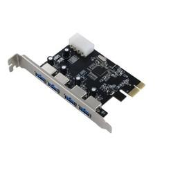 Card máy tính chuyển PCI Express sang USB 4 cổng 3.0