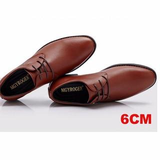 Giày tây tăng chiều cao nam-GC46 - GC46 thumbnail