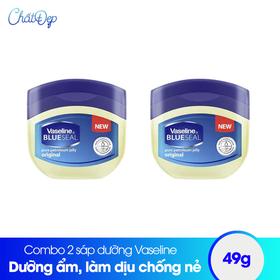 Combo 2 sáp dưỡng Vaseline đa năng 49g - CBMP00060.01