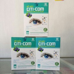 viên uống bổ mắt  CITI-COM
