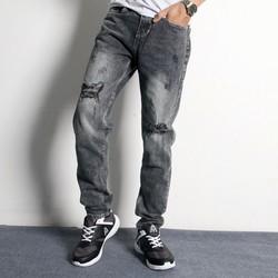 Quần jean nam BM514, vải đẹp bán shop Black Moon chuyên quần nam , quần jean nam