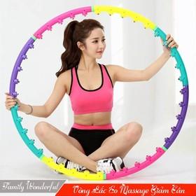Vòng lắc eo - Vòng lắc eo - Vòng lắc eo giảm mỡ bụng