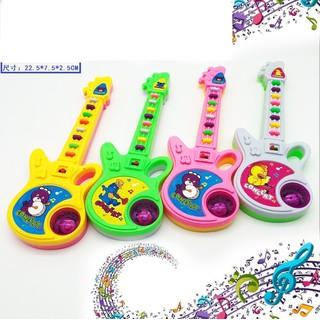 Đồ chơi đàn ghi ta phát nhạc cho bé - Đồ chơi đàn ghi ta phát nhạc cho bé thumbnail