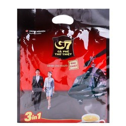 Combo 2 gói cà phê G7 - bịch 50 gói có tem