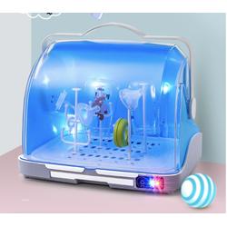 Tủ tiệt trùng đồ dùng cho bé tia UV Sterillizer EX824 (Blue Light) cao cấp