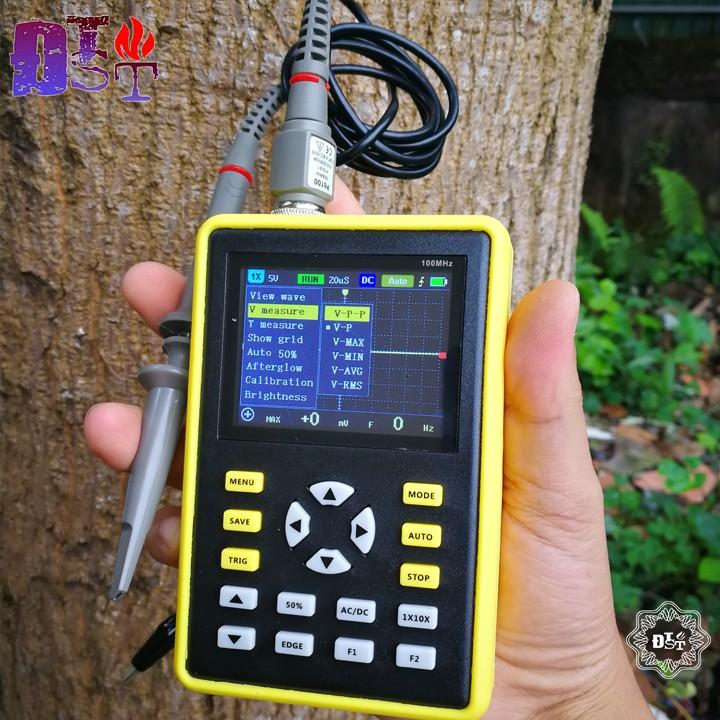 Máy hiện sóng cầm tay FNIRSI-5012H 100MHz