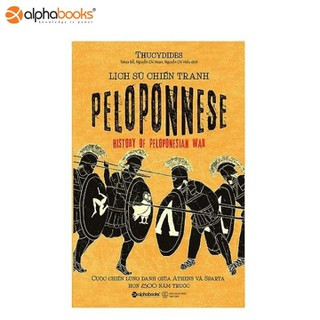 Sách Alphabooks - Lịch sử chiến tranh Peloponnese - 8935270700836 thumbnail