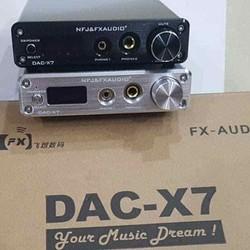 Giải mã âm thanh DAC -FXaudio X7