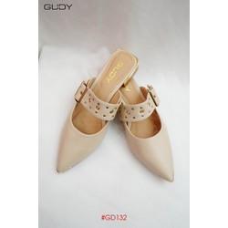 Giày sục phối mũi 3P GUDY GD132