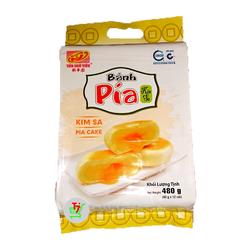 Bánh Pía Kim Sa Tân Huê Viên 500g (Thay đổi Phiên Bản còn 480g)