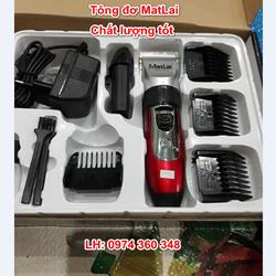 TÔNG ĐƠ CẮT TÓC MATLAI MTL-9016 - Loại Xịn