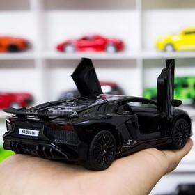Xe mô hình tĩnh - Xe mô hình tĩnh đen