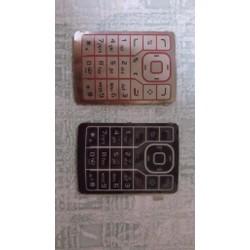 Bàn phím điện thoại Nokia N76