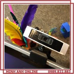 Webcam cho máy tính, laptop, tivi CM330G góc rộng hình ảnh cực nét – Không tích hợp micro thích hợp cho học sinh, sinh viên học online