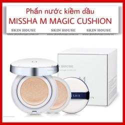 Sẵn - Phấn Nước  Kiềm Dầu Missha M Magic Cushion Cover Lasting- Skinhouse