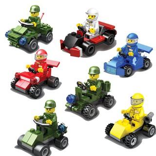 Đồ chơi Lego ô tô mini - Đồ chơi Lego ô tô mini thumbnail