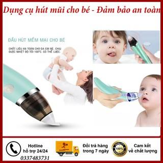 Dụng cụ hút mũi cho bé - dụng cụ hút mũi cho bé - máy hút mũi dành cho trẻ em thumbnail