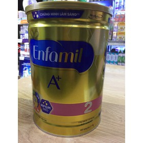 Sữa bột Enfamil A+ 2 lon 1.7kg (dành cho trẻ từ 6-12 tháng) - Enfamil A+ 2 1700g