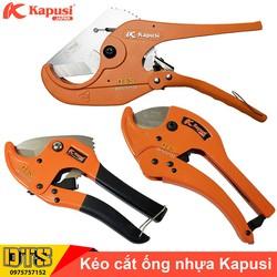 Kéo cắt ống nhựa Nhật PVC, PPR, PE, PU đa dạng, hạng nặng Kapusi JAPAN 42mm, 63mm