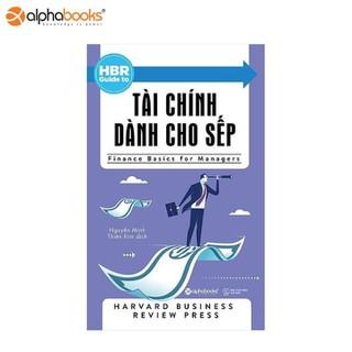 Sách Alphabooks - HBR Guide to - Tài chính dành cho sếp - 8935251407259 thumbnail