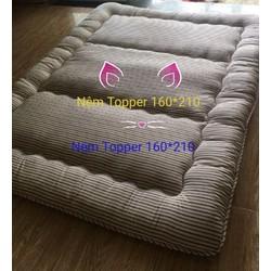 Nệm Topper 160*210