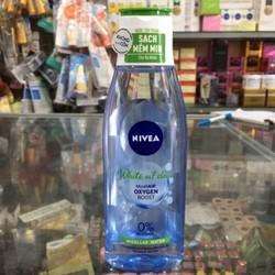 Nước tẩy trang Nivea White Oil Clear sáng da giúp sạch nhờn 200ml