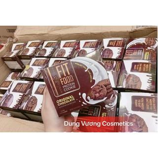 Bánh Thảo Dược Giảm Cân Fit Food Protein Cookie 24 miếng - Fit Food thumbnail